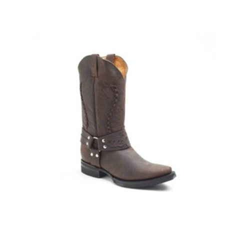 Galveston Brown Crazy Horse Leather Cowboy Boots.jpg