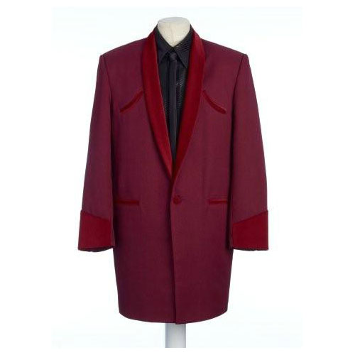 Skye Clothing Burgandy Drape Jacket.jpg