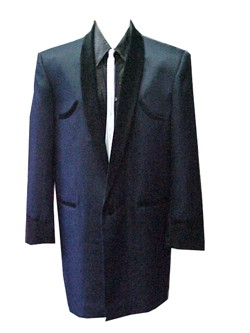 Skye Clothing Drape Jacket Navy Blue.jpg