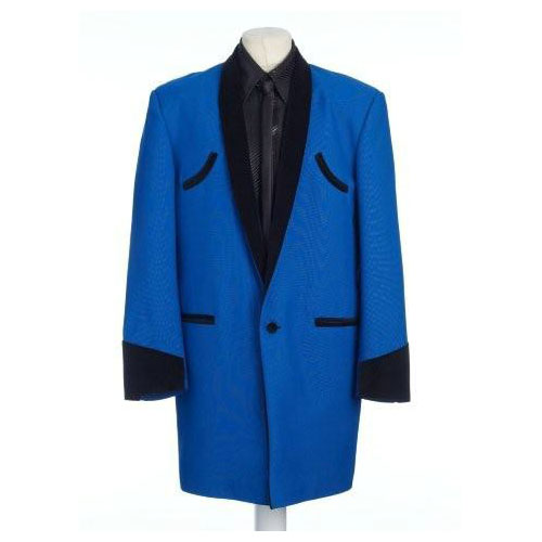 Skye Clothing Royal Blue Drape Jacket.jpg