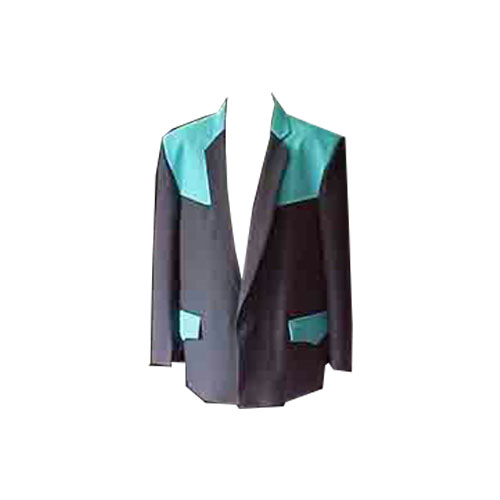 Skye Mens Box Jacket Black Turquoise.jpg