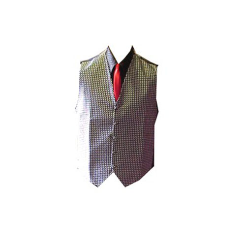 Waistcoat in black with white detail.jpg