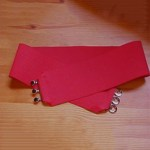 Rocknroll Ladies Elastic Belt In Red(1).jpg