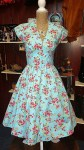 dress 22 flowered pearls